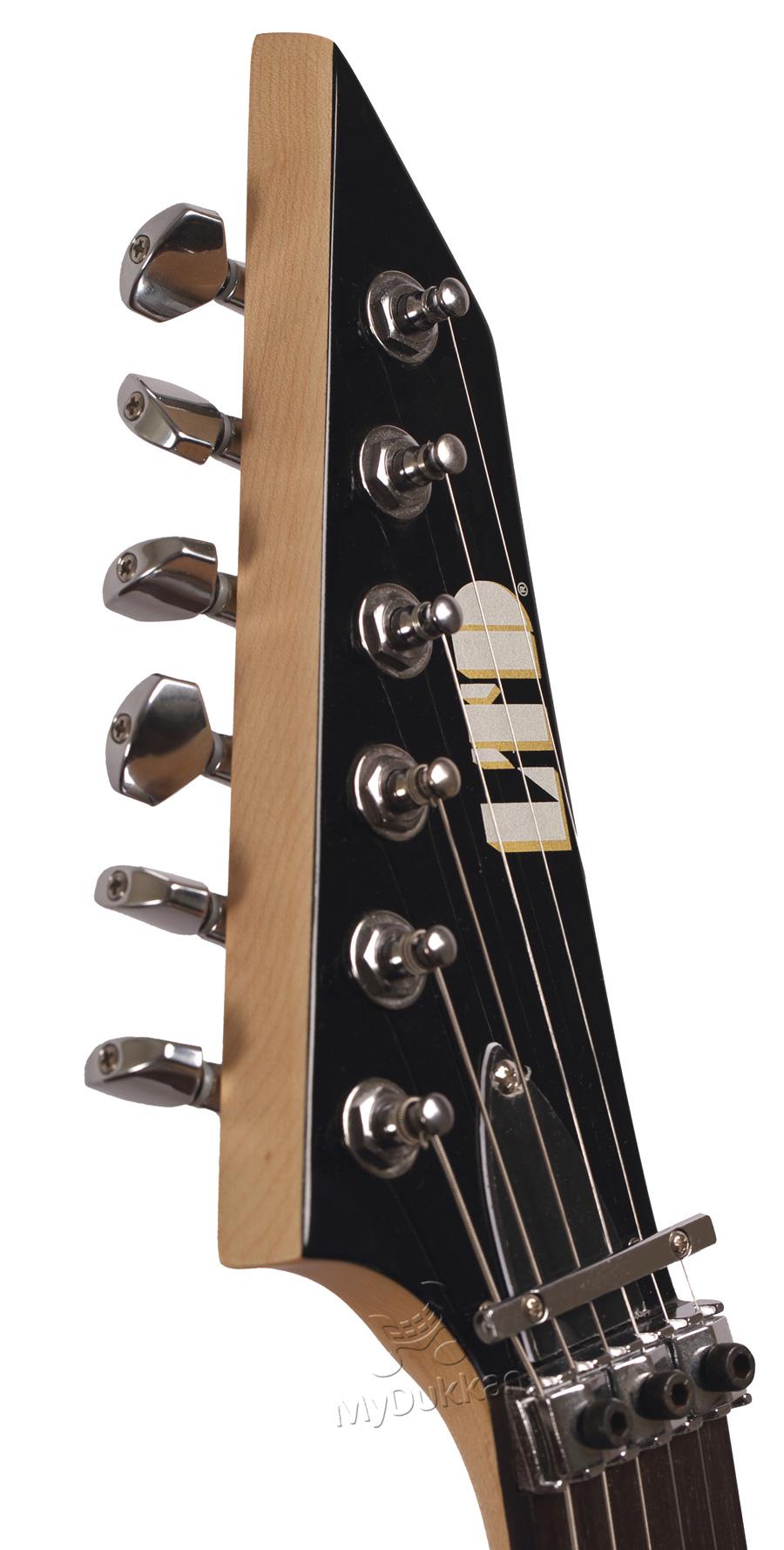 ltd mh 50 blk siyah elektro gitar. Black Bedroom Furniture Sets. Home Design Ideas