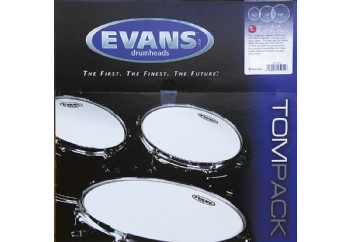 Evans G1 Clear Fusion Tom Pack ETP-G1CLR-F