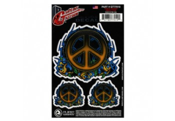 Planet Waves Peace Tribal