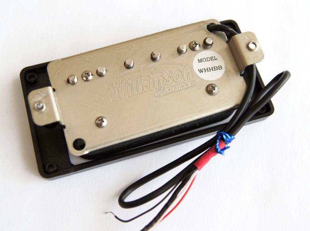 Wilkinson Whhb - Humbucker Pickup Neck Humbucker Manyetik