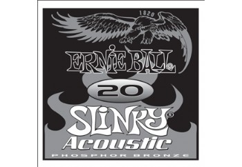 Ernie Ball Slinky Acoustic Single Strings