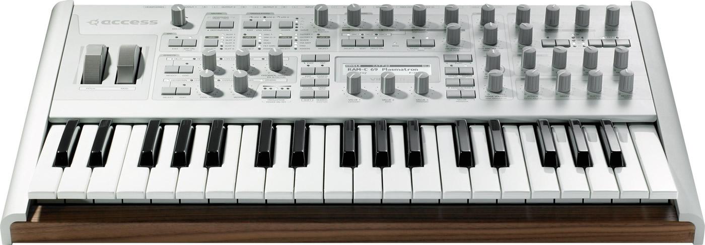 access virus ti ii polar analog synthesizer. Black Bedroom Furniture Sets. Home Design Ideas