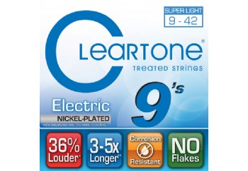 Cleartone 9409 EMP Electric Guitar Strings Takım Tel