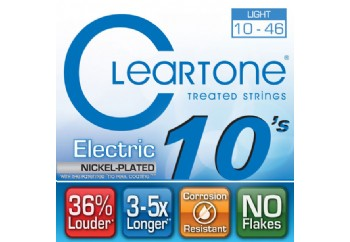 Cleartone Electric Light 10-46 Takım Tel
