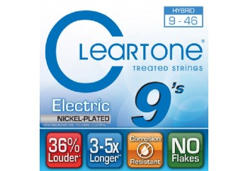 Cleartone 9419 EMP Electric Guitar Strings Takım Tel
