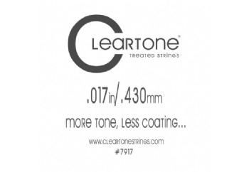 Cleartone Plain Single 017 - Tek Tel