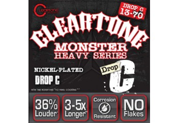 Cleartone Monster Drop C 13-70 Takım Tel