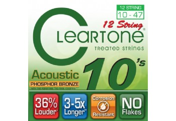 Cleartone Phos-Bronze 12 STRINGS 10-47