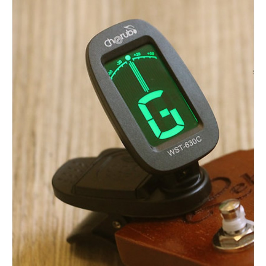 Cherub WST-630C Clip-On Chromatic Tuner