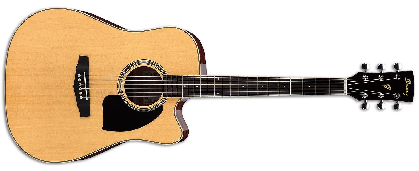 Ibanez Performance Series PF15C Akustik Gitar