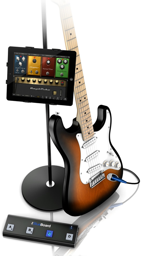 how to connect irig blueboard to mac