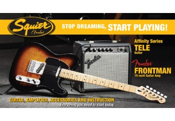 Squier Affinity Series Tele Frontman 15G Amp