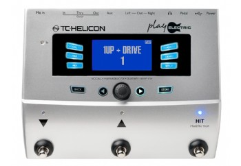 TC-Helicon VoiceLive Play Electric