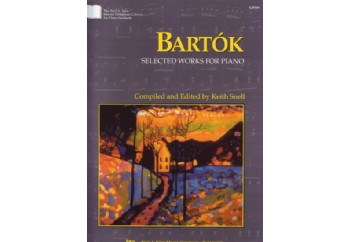 Kjos Bartok - Selected Works For Piano Kitap