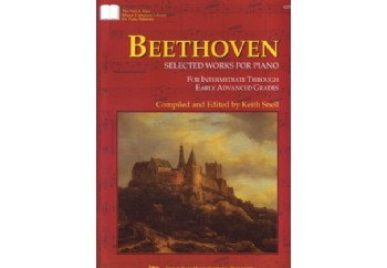 Kjos Beethoven Selected Works For Piano Kitap