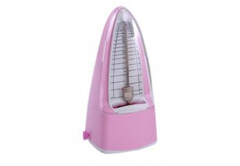 Aroma AM-706 Mechanical Metronome Pembe