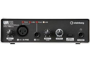 Steinberg UR12 Portable USB Interface