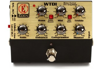 Eden WTDI World Tour Direct Box/Preamp Pedal