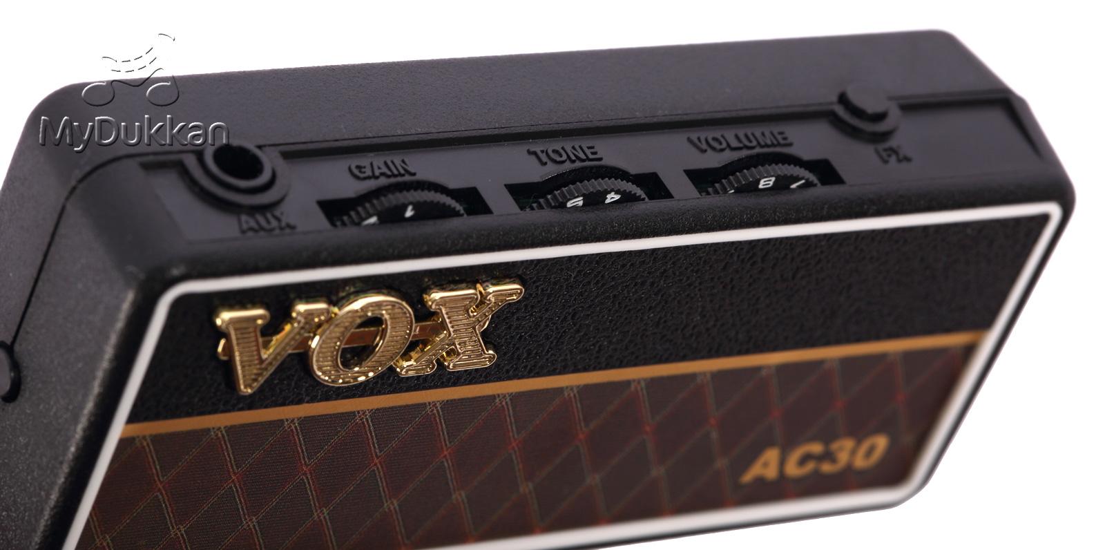 vox ac30 headphone amp manual
