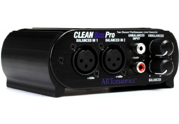 ART CLEANBoxPro - Dual Channel Level Converter