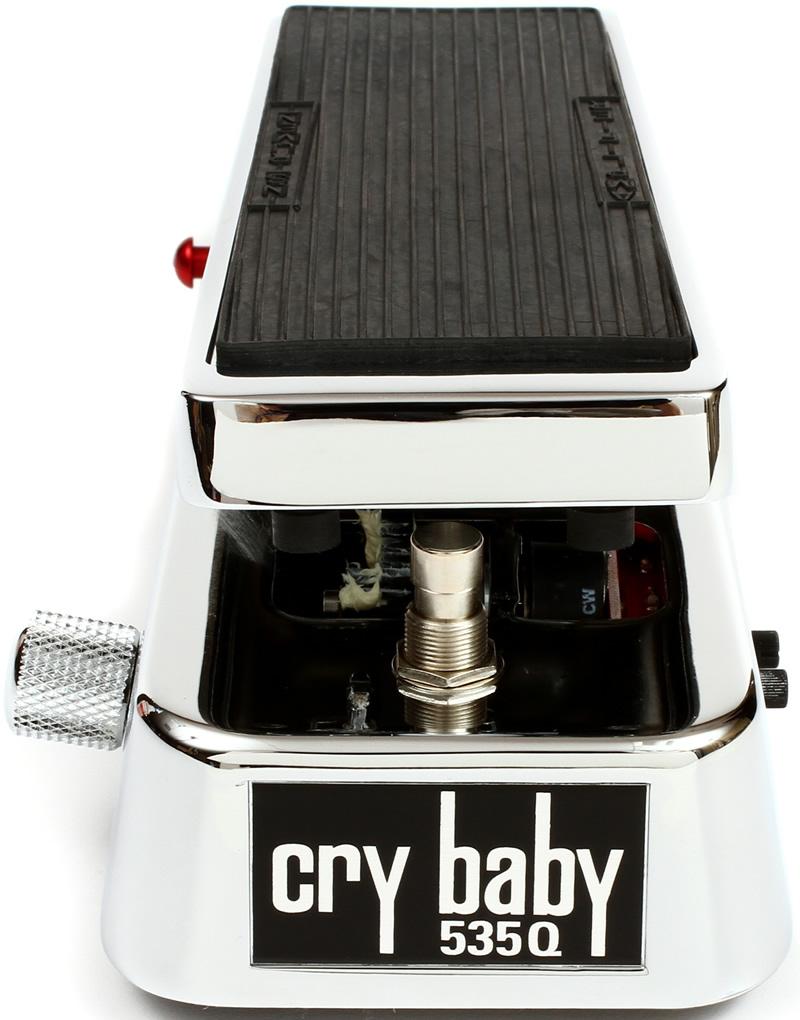 Jim Dunlop Crybaby 535qc Wah Pedalı