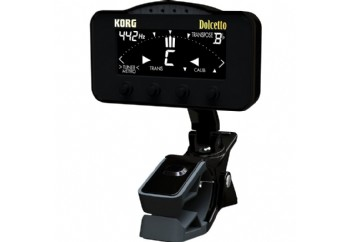 Korg AW3M Dolcetto Clip On Tuner/Metronome