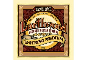Ernie Ball Earthwood 12-String Medium 80/20 Bronze