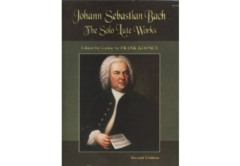 J.S Bach The Solo Lute Works