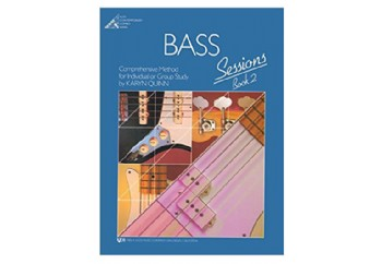 Bass Sessions Book 2 Kitap