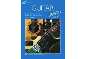 Guitar Sessions Book 2 Kitap