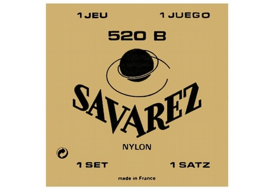 Savarez 520B Rectified Nylon Low Tension - Klasik Gitar Teli