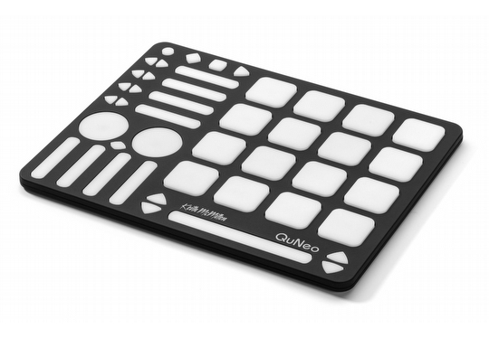 Keith McMillen Instruments QuNeo 3D Pad Controller - Pad Kontrol