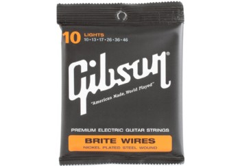 Gibson SEG-700L Brite Wires Strings