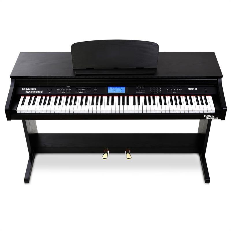 manuel raymond mrp688 beyaz dijital piyano mydukkan. Black Bedroom Furniture Sets. Home Design Ideas