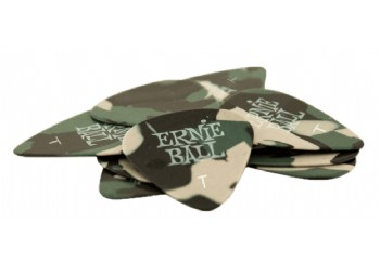Ernie Ball Camouflage Picks