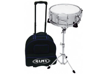 Mapex MK14DC Educational Snare Drum Kit with Roller Bag