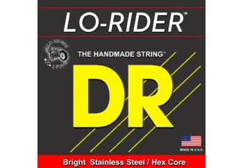 DR Strings H125 Lo Rider Low