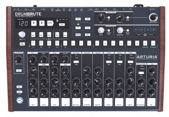 Arturia DrumBrute Analog Drum Machine