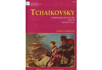 Tchaikovsky Album For the Young Opus 39 Kitap
