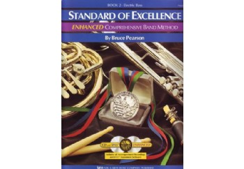 Standard Of Excellence Comprehensive Band Method Book 2 Kitap
