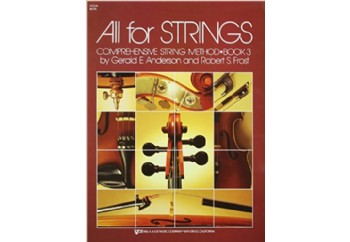 All For Strings Comprehensive String Method - Book 3 Kitap