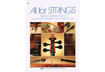 All For Strings - Theory Workbook 2 Kitap