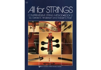 All For Strings Comprehensive String Method - Book 2 Kitap