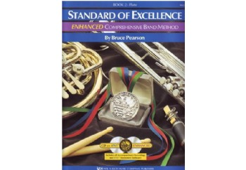 Standard of Excellence for Flute Book 2