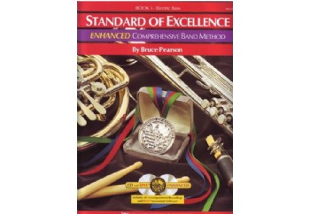 Standard Of Excellence Comprehensive Band Method Book 1 Kitap