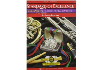 Standard Of Excellence Comprehensive Band Method Book 1 Bb Clarinet Kitap