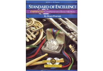 Standard Of Excellence Comprehensive Band Method Book 2 Bb Clarinet Kitap