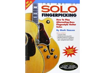 Music Sales America The Art of Solo Fingerpicking Kitap