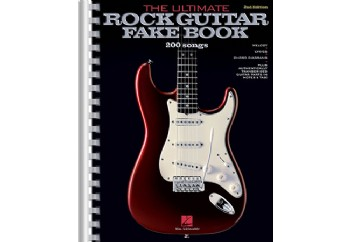 Various The Ultimate Rock Guitar Fake Book  2nd Edition