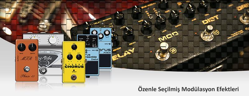 Cerberus Gitar Efekt ve Kontrol Cihazı